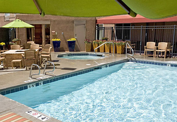 Inn at Santa Fe Hotel, New Mexico Reviews