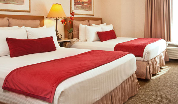 Double Queen Guestroom at Inn at Santa Fe Hotel