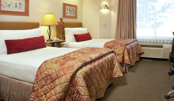 Traditional Double Euro Room at Inn at Santa Fe Hotel